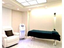 モジャ エピレーション フォーメン(MOJA epilation for men)の雰囲気(【施術スペース】完全個室でゆったり施術が受けられます。)
