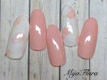ミハフルーラ 与野(Home Nail Salon Mija Flura)/オフィスネイル 5980円