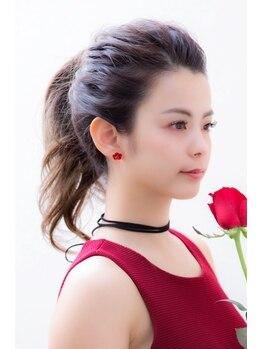 ビューティーサロン ココ 岐阜店(Beauty Salon COCO)/フラットラッシュ120本