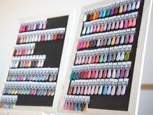 全150色の豊富なカラーでお客様に合ったカラーを提案致します♪