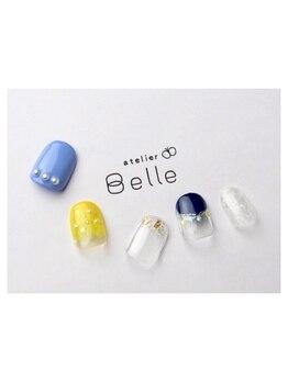 アトリエ ベル(atelier Belle)/森のネックレス*