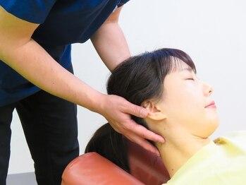 整体院 人の手 神田の写真/肩甲骨+肩首集中整体【60分 ¥4000】最高峰の施術とおもてなしで感動を。今までのあなたの常識が変わります!