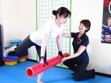 フィットネスアンドビューティーラボ アピフル(Fitness&Beauty labo APFL)の雰囲気(有資格者による結果にこだわる徹底パーソナルトレーニング!)