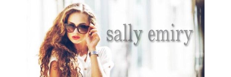 サリーエミリー(Sally Emily)のサロンヘッダー