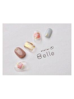 アトリエ ベル(atelier Belle)/ぐるぐるアートのあたま*