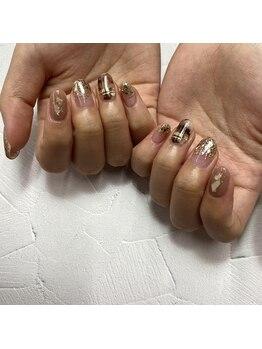 ネイルカレッジアンドサロン ナチュレ(nailcollege&salon NATURE)/定額ジェル7000 円