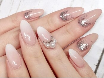 ネイルサロン アゼット(nail Salon AZ)の写真/噛み爪や爪が短い・弱い、などお悩みの方へ☆丁寧なケアでお爪の悩みを解消し、美しい指先に変わります♪