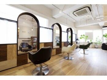ヘアデザインアンドエステティック リコ(hair design&esthetic rico)/店内の様子。