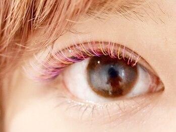 アイタイム 三宮元町(eyetime)の写真/【ALLカラー2色迄無料】3色目~+¥550★フラットラッシュ/ボリュームラッシュ/セーブル各カラーエクステ有