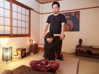 タイ古式緩体くつろぎの写真/《タイ古式60分¥4770》仕事やスポーツの疲れを解消!代謝UP・冷え解消・身体のメンテナンスにも◎