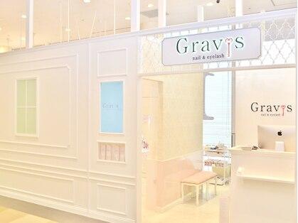 グラビスリュクシー 錦糸町オリナス店(Gravis Luxey)の写真
