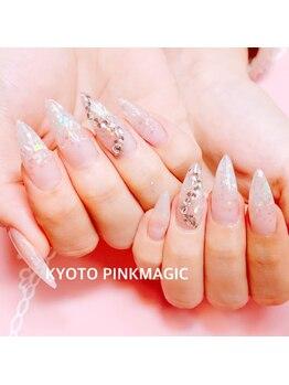 ピンクマジック(PINKMAGIC)/ラメグラスカルプ