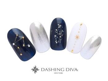 ダッシングディバ エキュート 立川店(DASHING DIVA)/ミラー星座ネイル