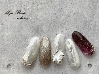 ホームネイルサロン 戸田 ミハ フルーラ(Home Nail Salon Mija Flura)/クラッシー I520C