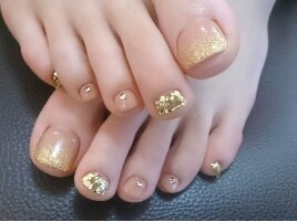Nail design collection◆Foot