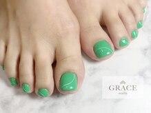 グレース ネイルズ(GRACE nails)/うねうね