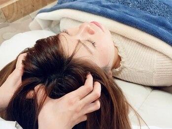 頭の癒し専門店 ララ(LALA)の写真/【ヘッドセラピー35分¥2700~】メニューが豊富でその日の気分やお悩みによって選べる!