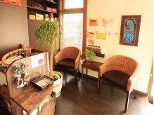 アジアンサロン ラトゥ(Asian salon Ratu)の雰囲気(インテリアにもこだわり、まるでカフェのような店内)
