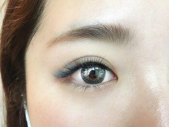 アイラッシュサロン ルル(Eyelash Salon LULU)/ボリュームラッシュカラー♪