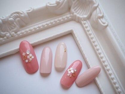 モアネイル 豊成(moa nail)の写真
