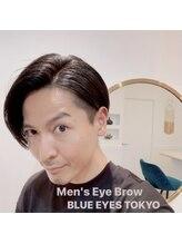 ブルーアイズトーキョー(BLUE EYES TOKYO)/【男の身嗜みは眉毛から】