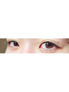 ルミアス ココ(LUMIAS coco)/eyelash color design