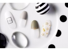 ルーヴル ネイルアンドアイラッシュ 生駒(LOUVRE nail&eyelash)/マットグレー