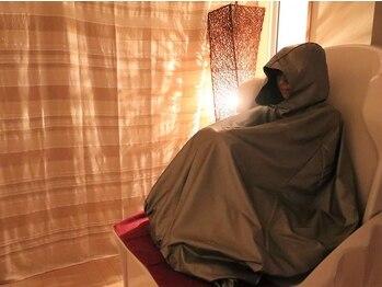 ヨサパーク ナル(YOSA PARK Nalu)の写真/体の芯からじっくり温め、代謝UP!内側から改善していくのがYOSAの特徴♪女性特有の冷えからくる悩みも改善