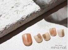 ミーナネイル(mina nail)/FOOT DESIGN 8,700円