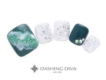 ダッシングディバ エキュート 立川店(DASHING DIVA)/宇宙ネイル
