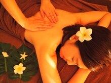 プリーモスパ イシガキ(primo spa Ishigaki)の雰囲気(資格を持っている経験豊富なセラピストによるしっかりとした施術)