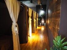 プリーモスパ イシガキ(primo spa Ishigaki)の雰囲気(温かみのある落ち着いた店内で心身ともに癒されます。)