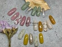 エルフィオーレネイル 高田店(el fiore nail)の雰囲気(毎月変わるオススメアートはオフ込みのお得なクーポンあり♪)