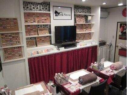 ネイルサロンモカネコ 町田店(Moca Neco)