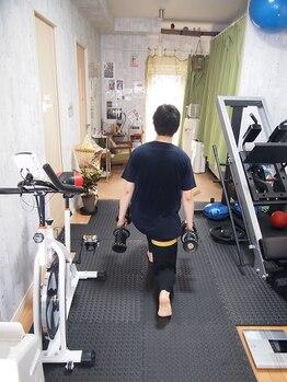整体 ボディメイク あおし/BFRトレーニング