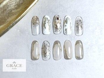 グレース ネイルズ(GRACE nails)/サンプル