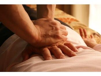 整体院 海癒/大きくて厚みのある手☆