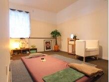 ゆったりと一人の空間を楽しみたい方には個室もご用意♪