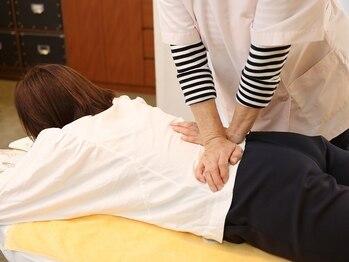 整体院エンジェルの写真/骨盤のズレ・歪みを整え、腰の痛みや辛さを根本改善◎普段の姿勢による筋肉の凝りもほぐして疲労スッキリ☆