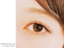 マリー ネイルズアンドラッシュアート モザイクモール港北店(MARIE NAILS & LASH ART)の雰囲気(アイラッシュの種類豊富にご用意。選べるメニュー6600円から)