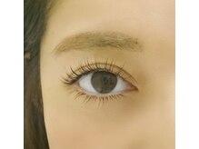 ルチーレアイラッシュ(Lucire eyelash)の雰囲気(上下つけることにより、小顔効果も◎)