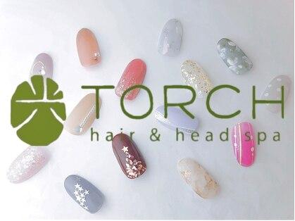トーチ ヘアアンドヘッドスパ(TORCH hair&headspa)の写真