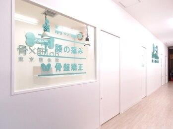 コッキンラボ 東京整体院(骨×筋Lab)(東京都中央区)