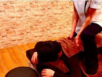 リラスタの写真/【もみほぐしコース90分】磨き上げられた手技で、疲労にアプローチ♪心地よさに眠ってしまう方も…*