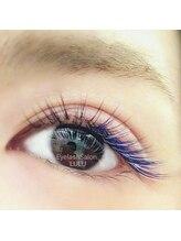 アイラッシュサロン ルル(Eyelash Salon LULU)/ブルー系ミックス