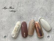 ホームネイルサロン 戸田 ミハ フルーラ(Home Nail Salon Mija Flura)/クラッシー I522C