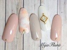 ミハフルーラ 与野(Home Nail Salon Mija Flura)/スタンダード 6980円