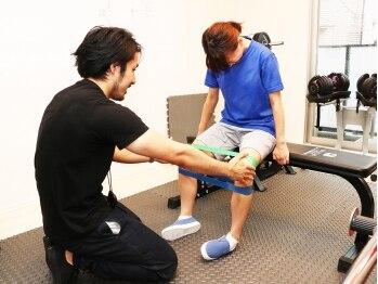 パーソナルトレーニングジム ファーストボディ 六本木(First Body)(東京都港区)