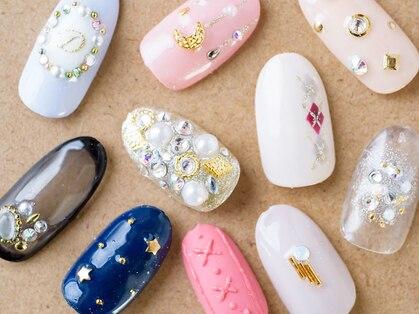 nail salon LUCE