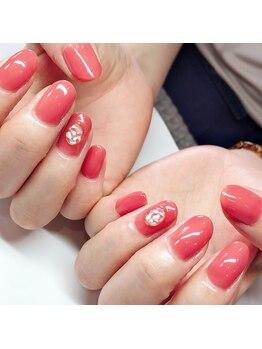 ネイルサロン ベイビーズ(Nail Salon Beybe's)/・*夏人気!テラコッタ*・